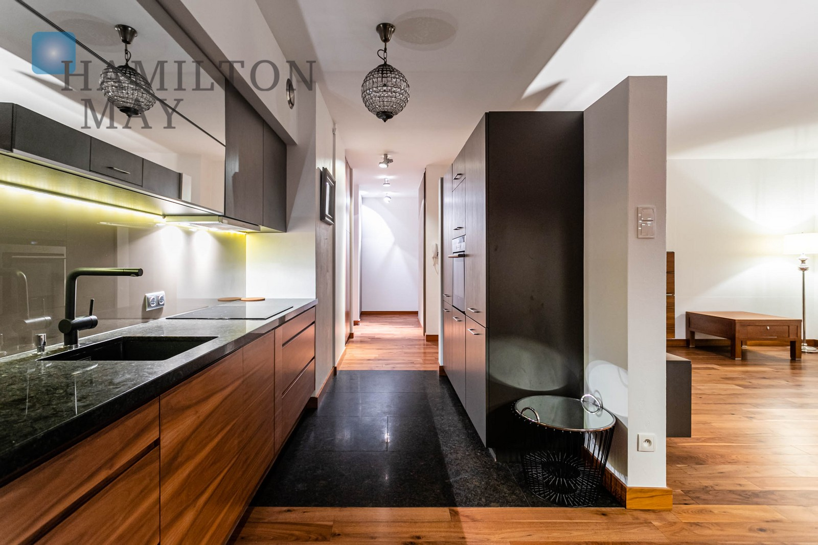 A beautiful apartment at Piękna street in Warsaw Warsaw for rent