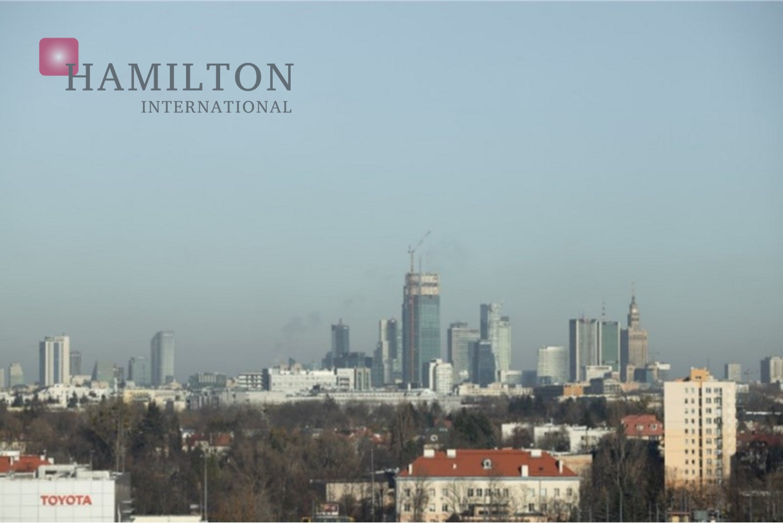Beautiful office available immediately Warsaw office space photo