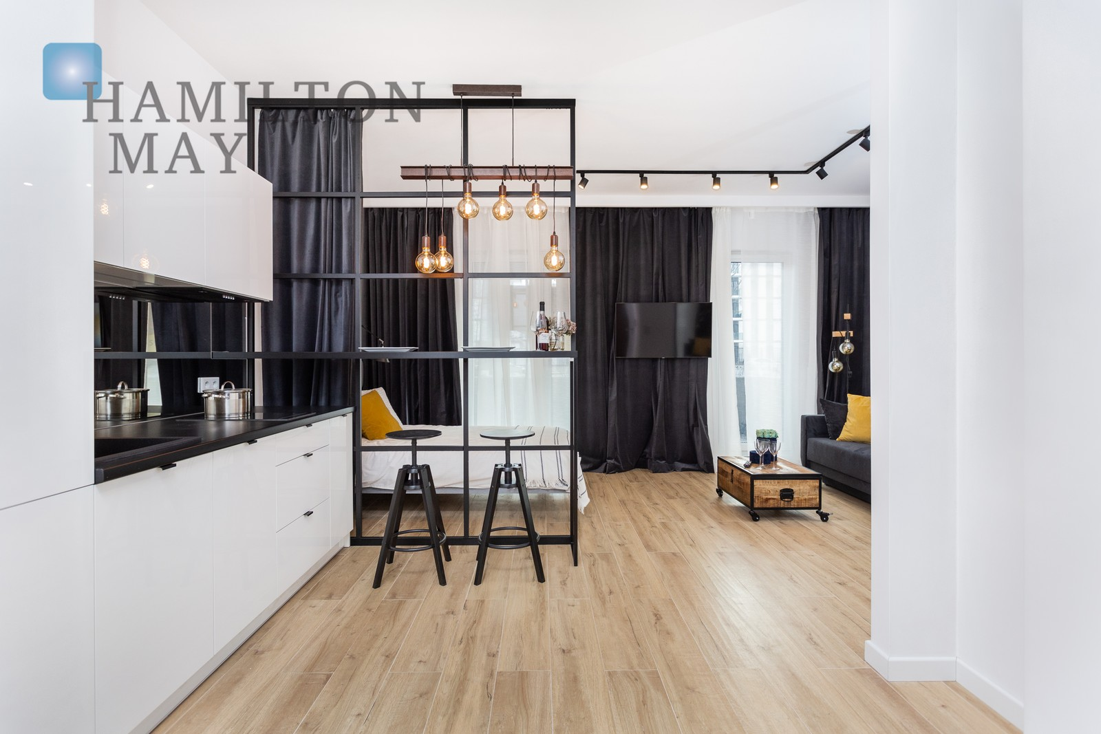 New apartment offered for sale in the center of Krakow, at Rakowicka street, in a newly finished Steam Park investment Krakow for sale