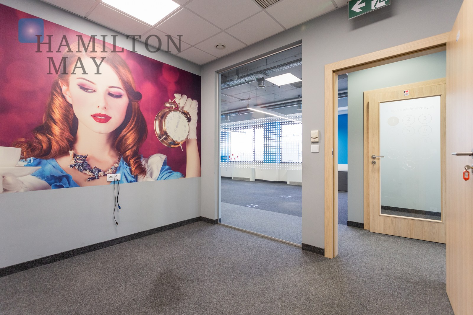 Office space in a modern building in the Krakow Technology Park Krakow for rent