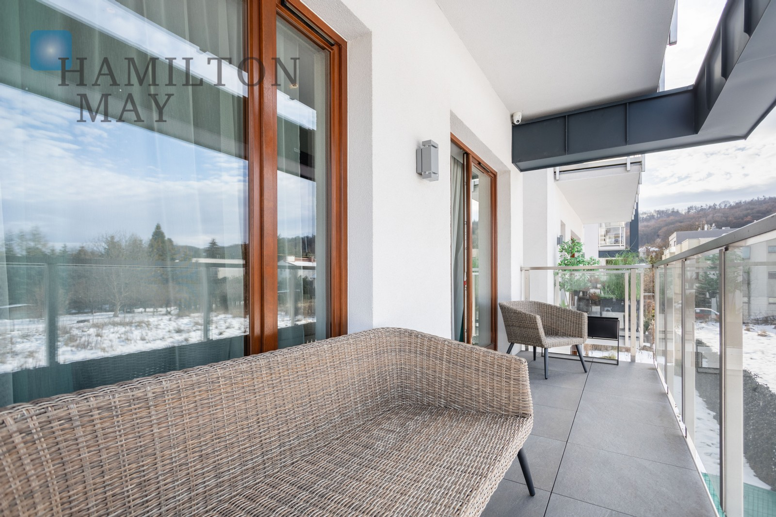 A unique, high standard apartment in Wola Justowska Krakow for sale