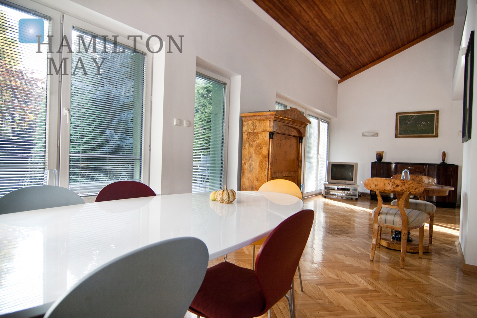 Spacious house with terrace and sauna in Wola Justowska Krakow for rent