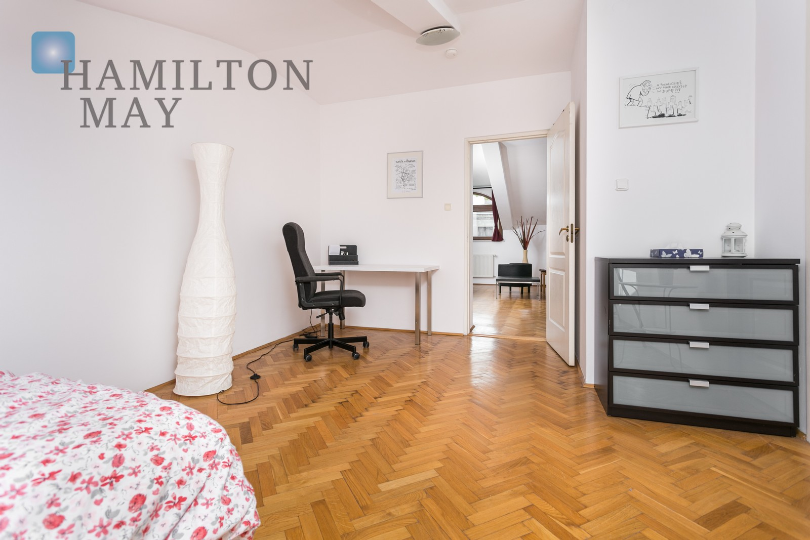 For rent two bedroom apartment on Pawlikowskiego street Krakow for rent