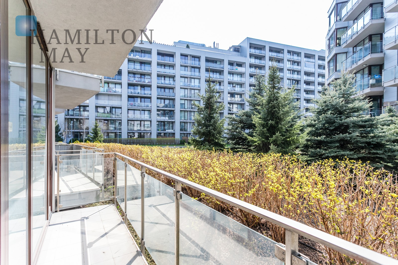 A one bedroom investment apartment in the Triton Park development in Ochota Warsaw for sale