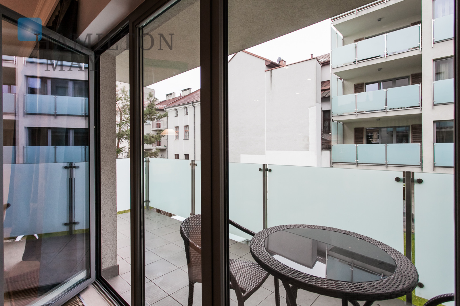 Exclusive 'Rome' apartment in a modern, discreet townhouse in the Kazimierz district Krakow for sale