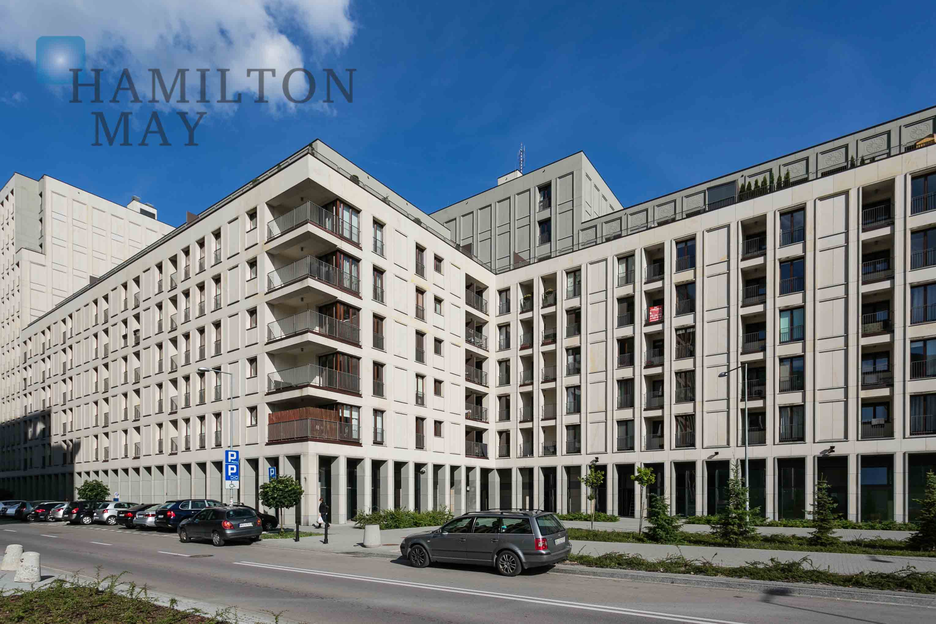 Murano Apartments Warsaw development photo