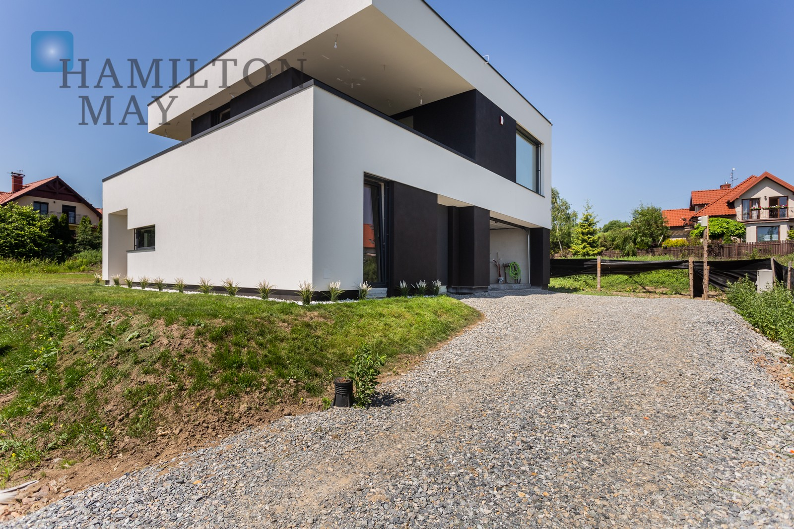 A magnificent residence, individual design, modern technologies, energy efficiency - in a great location - near Krakow Krakow for sale