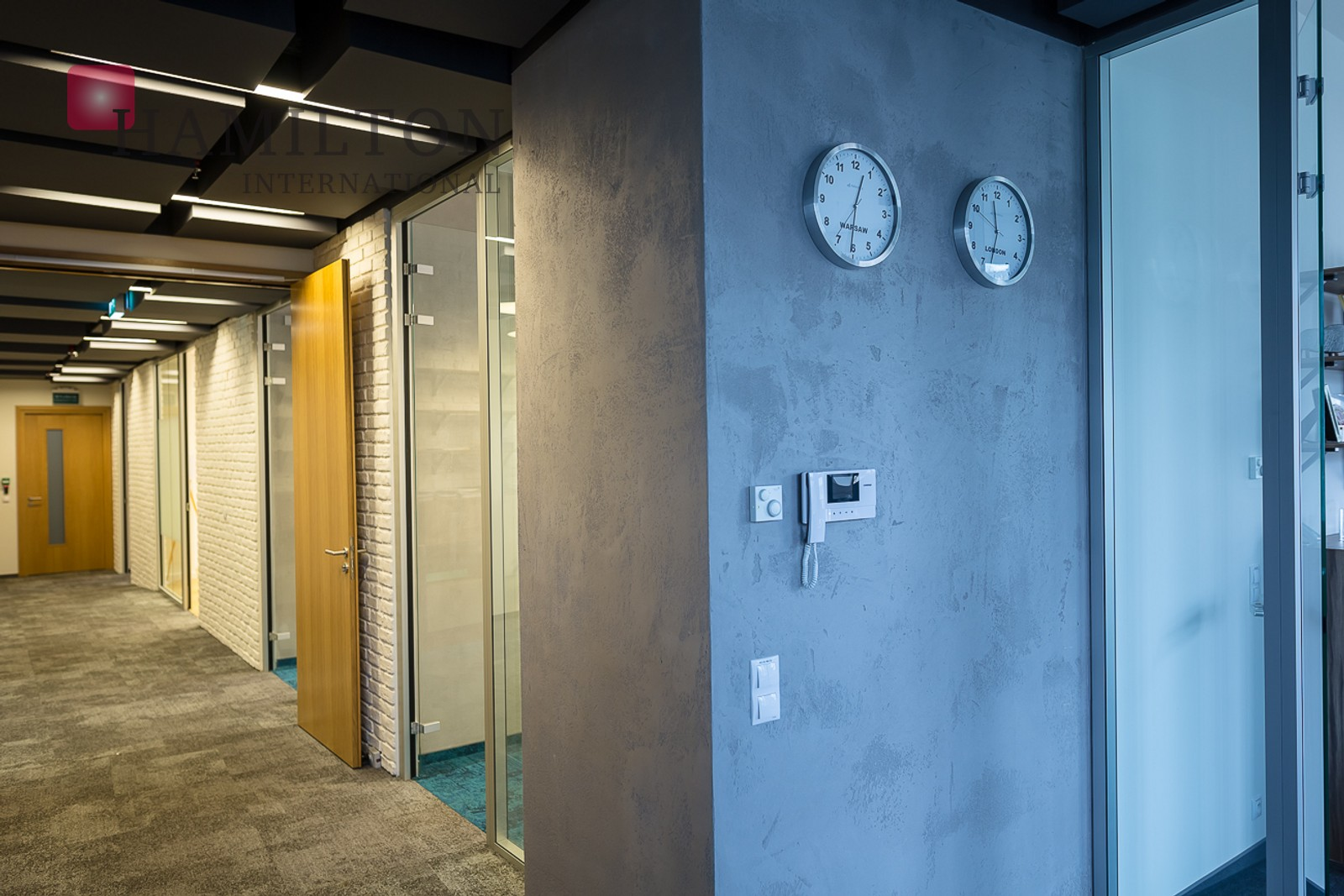 Biuro w zabytkowej kamienicy Warszawa office space photo
