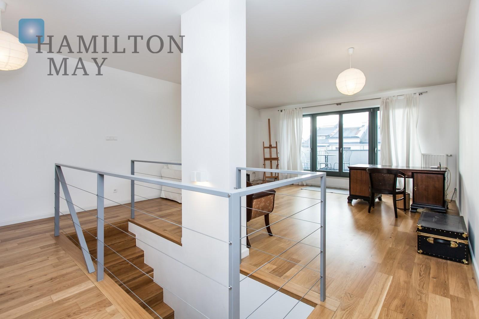 2 bedroom high standard apartment close to the Market Square - ul. Feldmana Krakow for rent