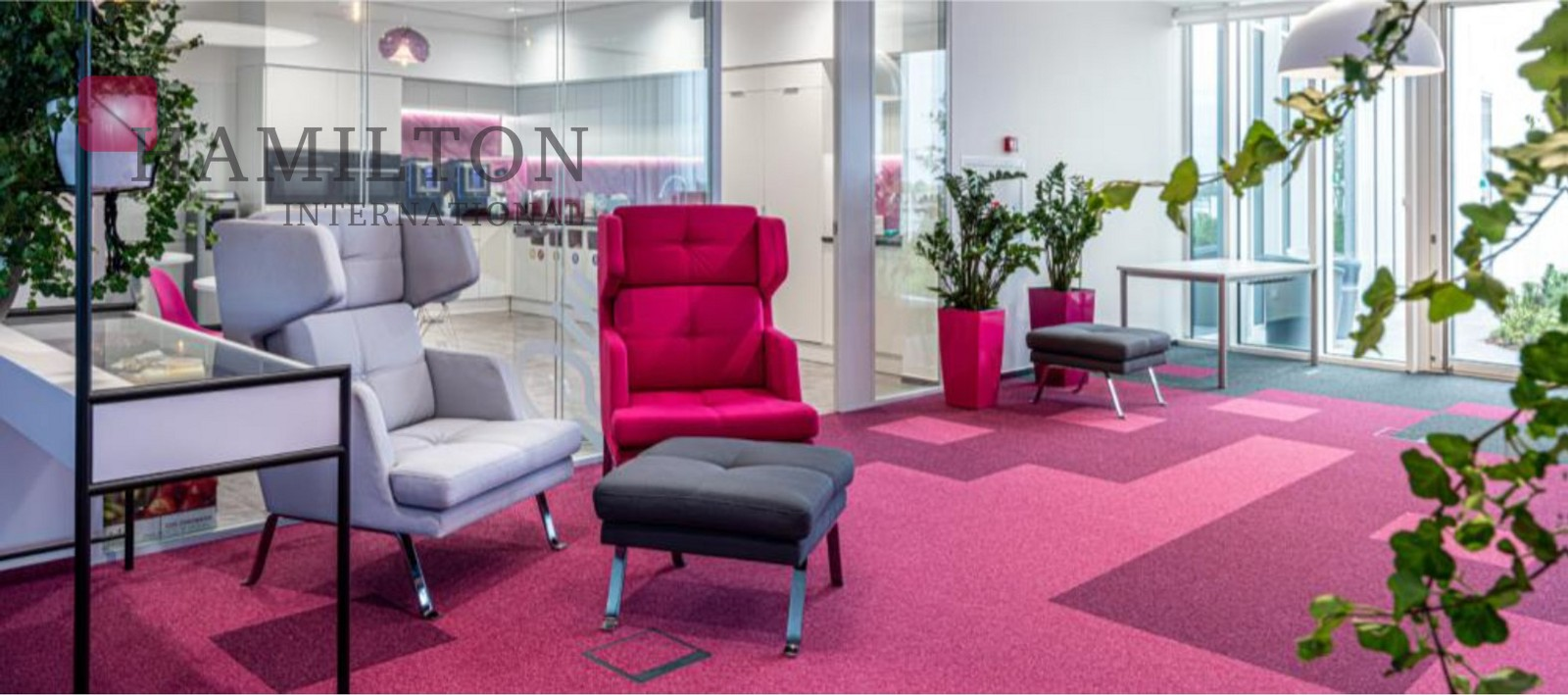 Beautiful office! Warsaw - Włochy Warsaw office space photo