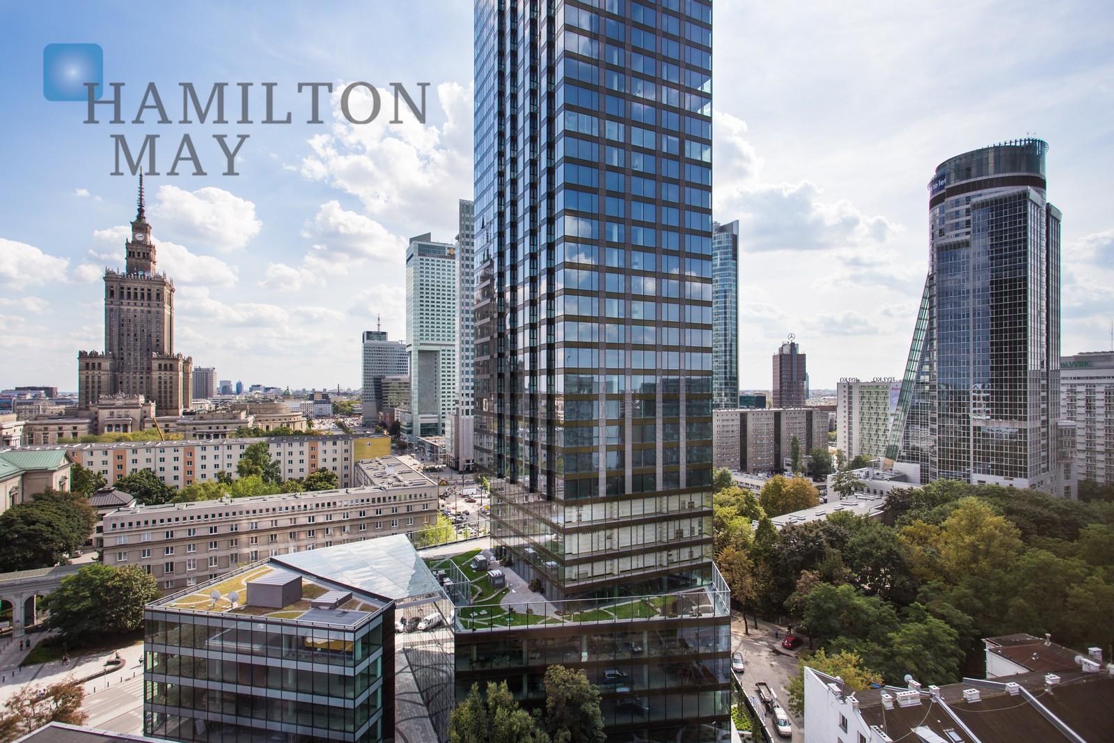 Cosmopolitan Tower Warsaw development photo