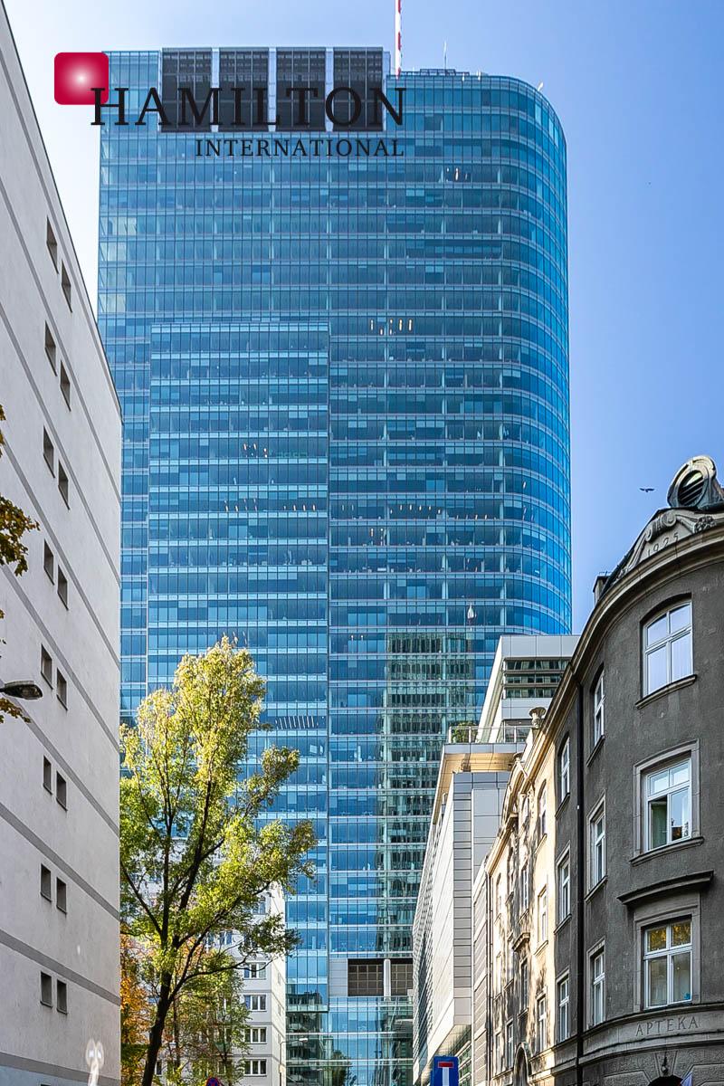 Rondo 1 Warsaw office building photo