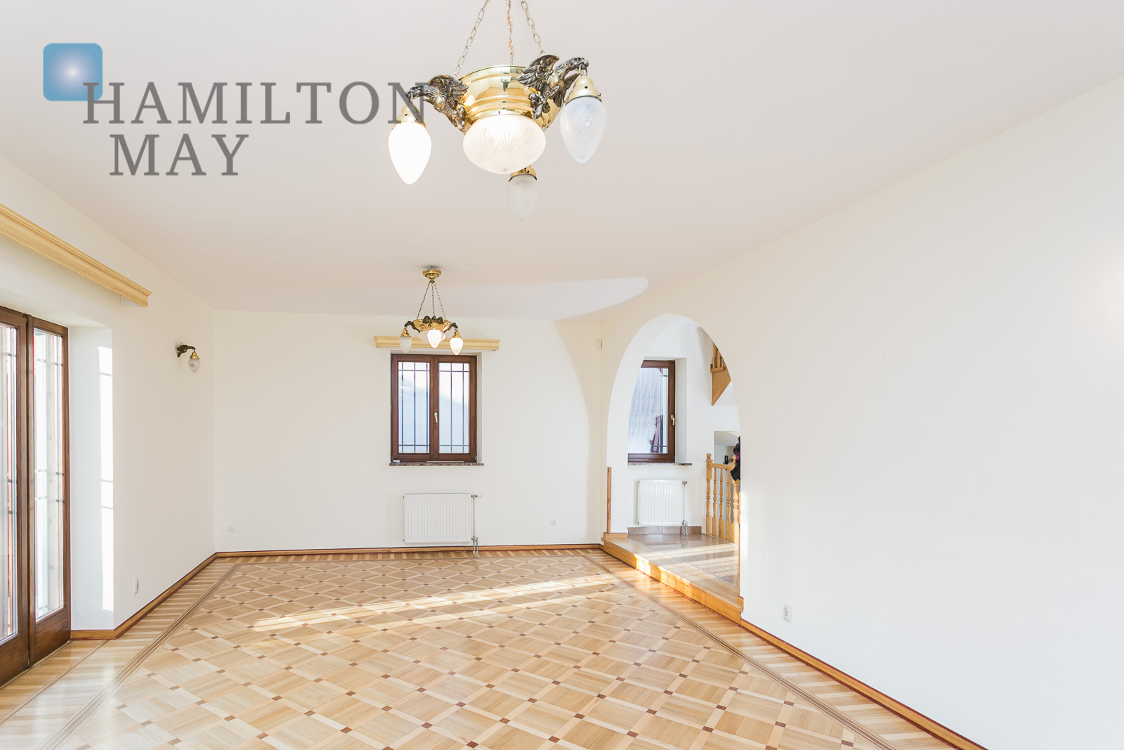 Comfortable family house in Wilanów Warsaw for rent