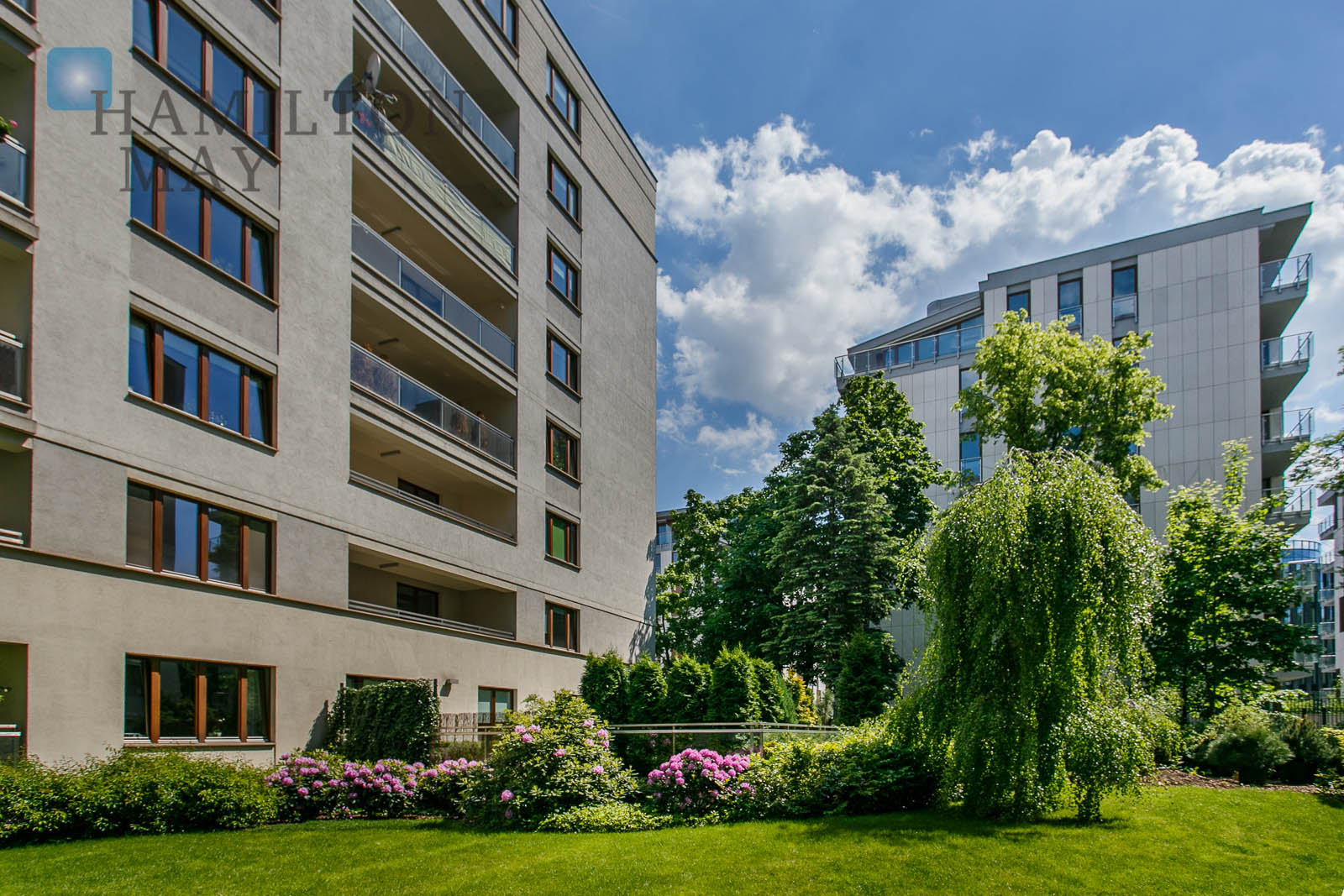 Apartamenty Patria Warszawa development photo