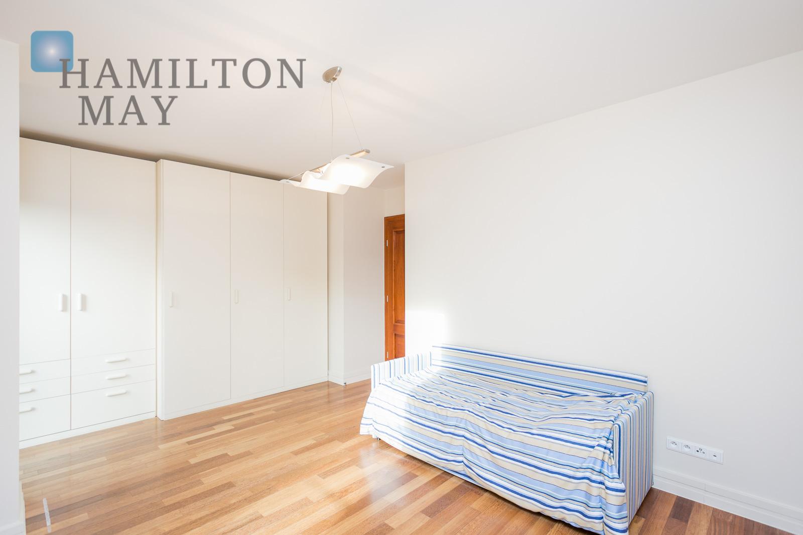 Exclusive apartment in the prestigious Willa Monaco development Warsaw for rent
