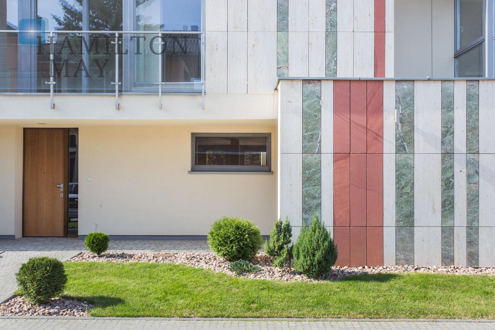 Luksusowy dwupoziomowy apartament z ogrodem japońskim na Woli Justowskiej Kraków na sprzedaż