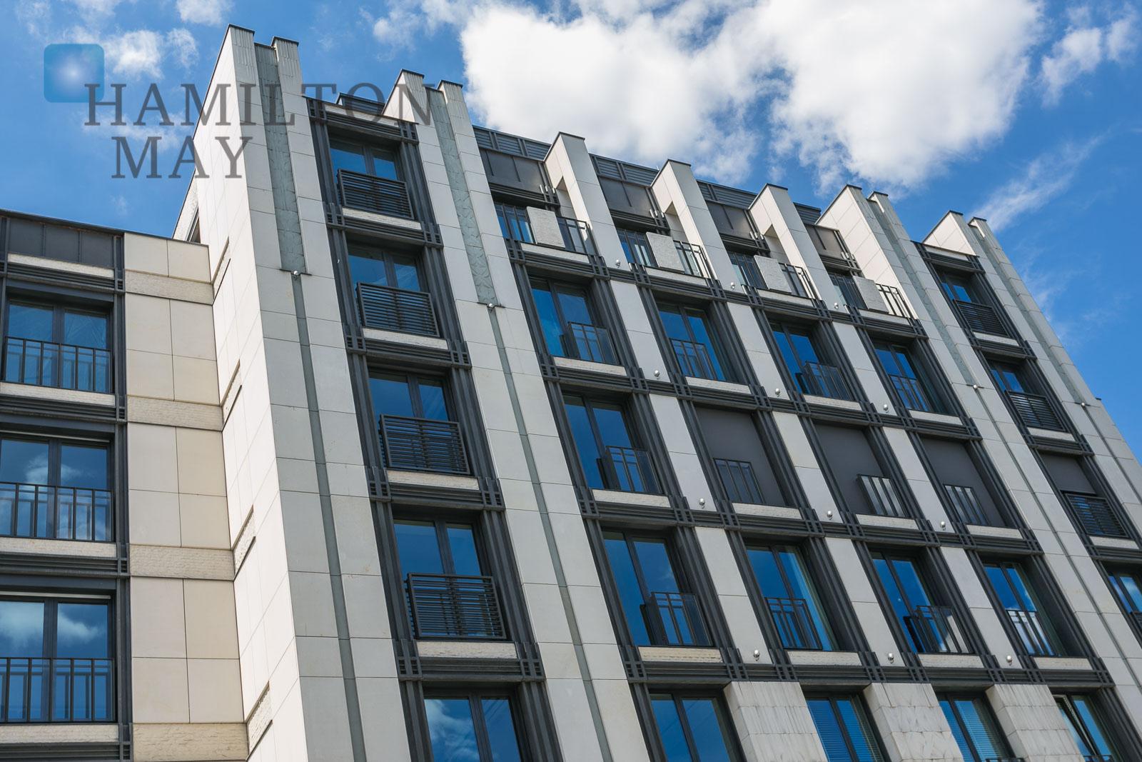 Rezydencja Foksal Warszawa development photo