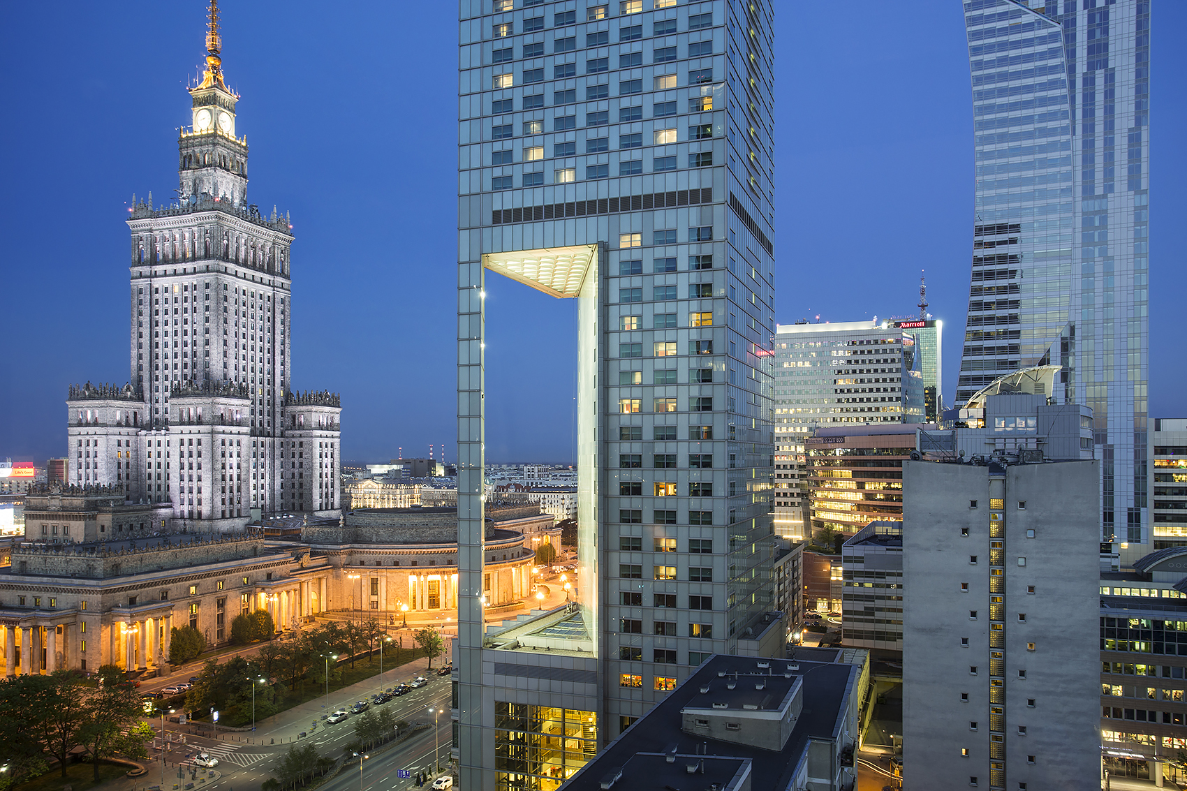 Apartments for sale in Warsaw City Centre photo