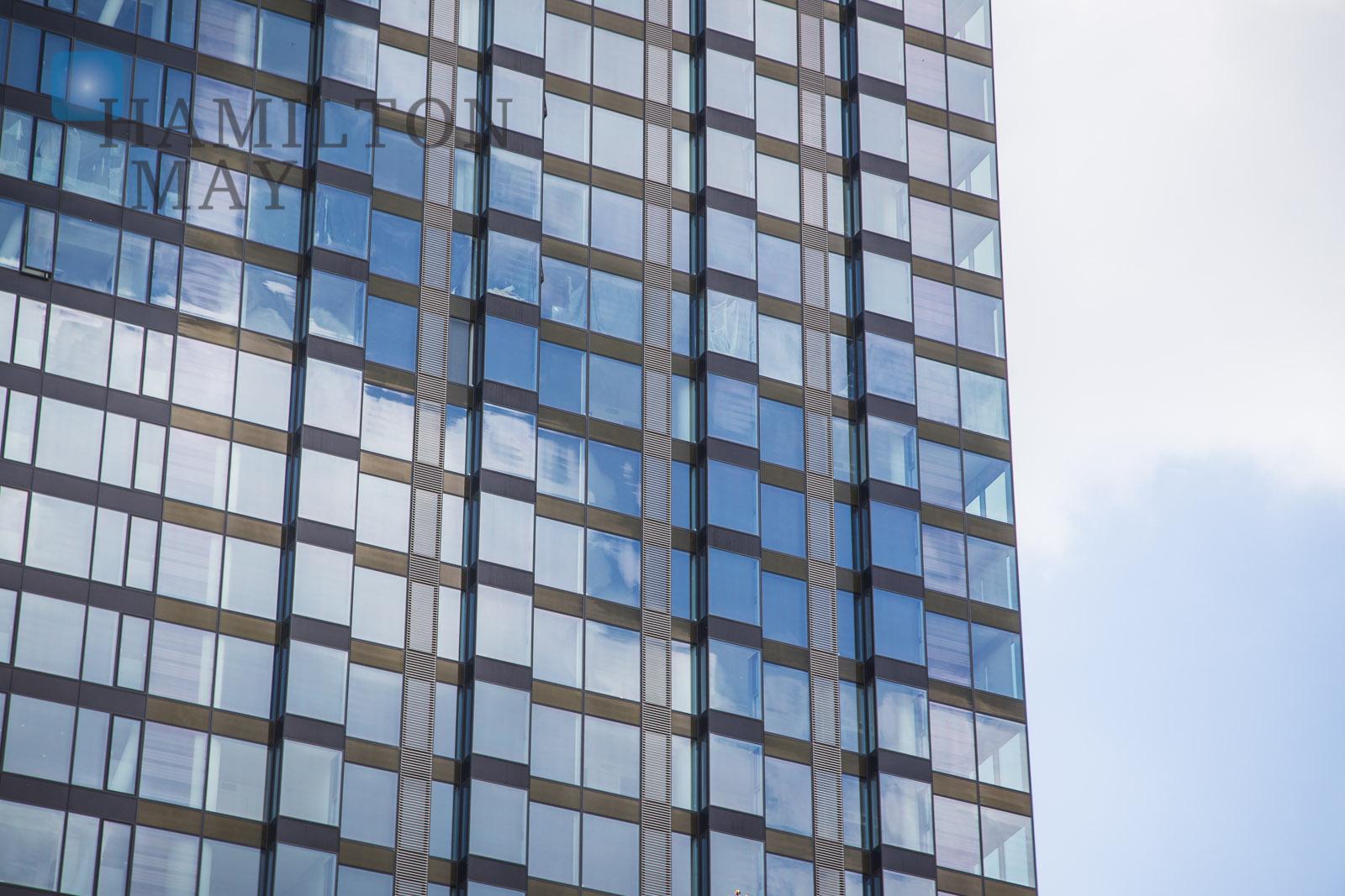 Luksusowy, dwupokojowy apartament w prestiżowym Cosmopolitan Tower Warszawa na wynajem