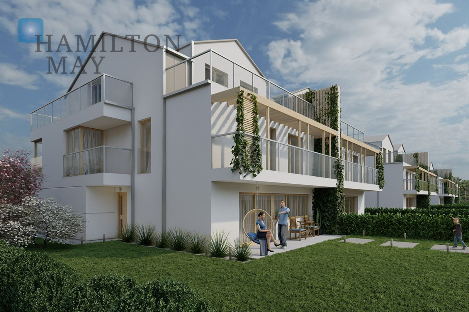 For sale a spacious 126 m2 apartment in a green and leafy area - ul. Tetmajera Krakow for sale