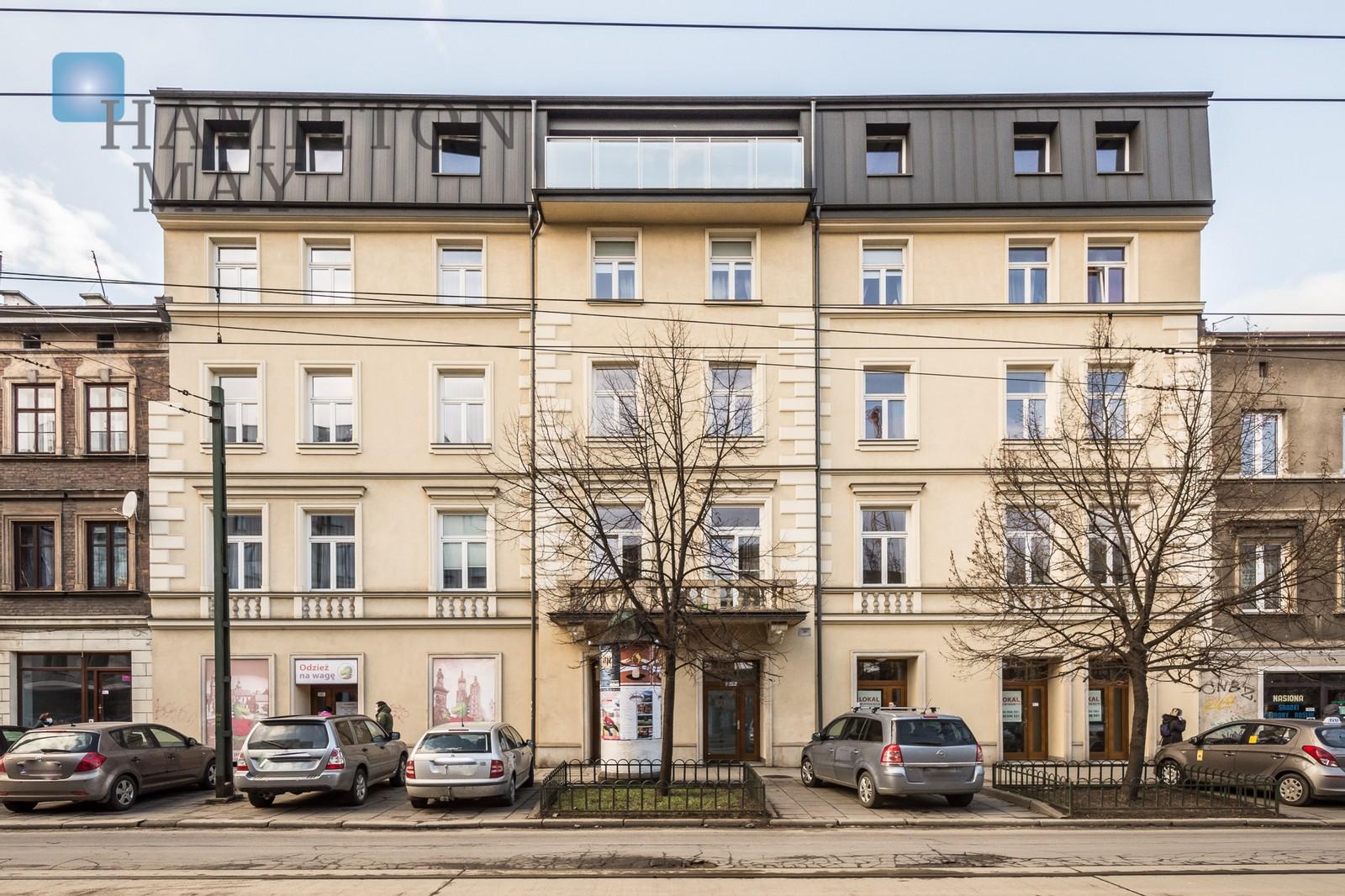 Unikatowe mieszkanie nieopodal Zamku Wawelskiego Kraków na sprzedaż