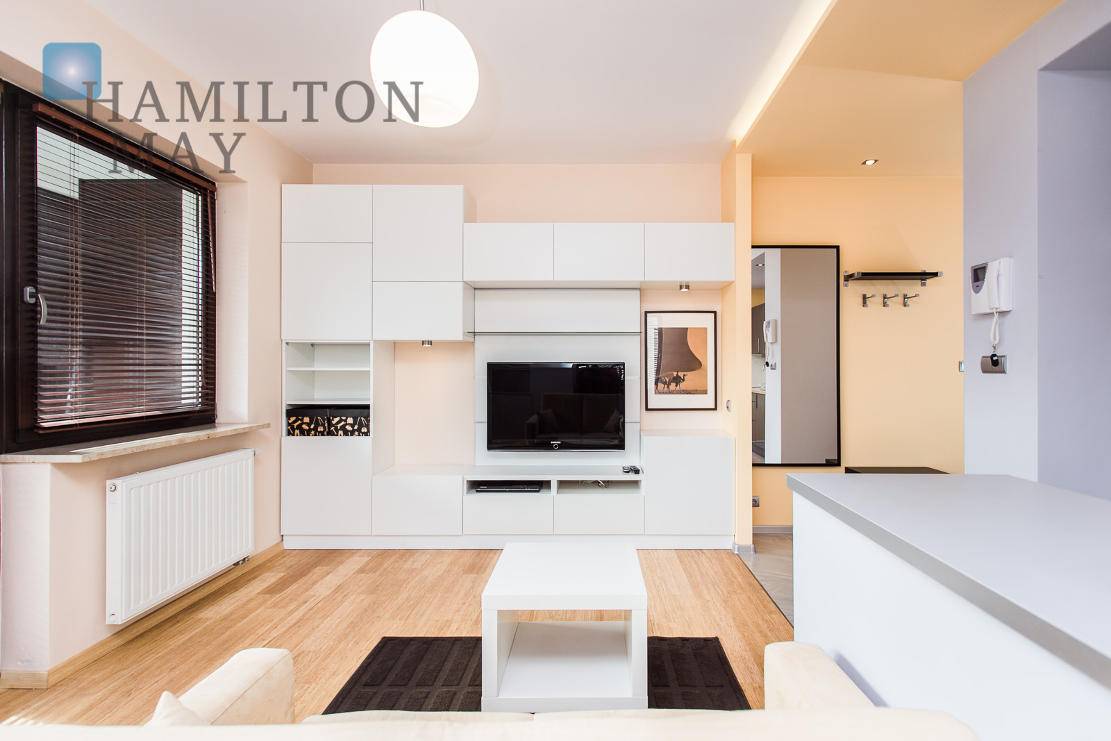 Studio Apartments for rent Krakow – Hamilton May