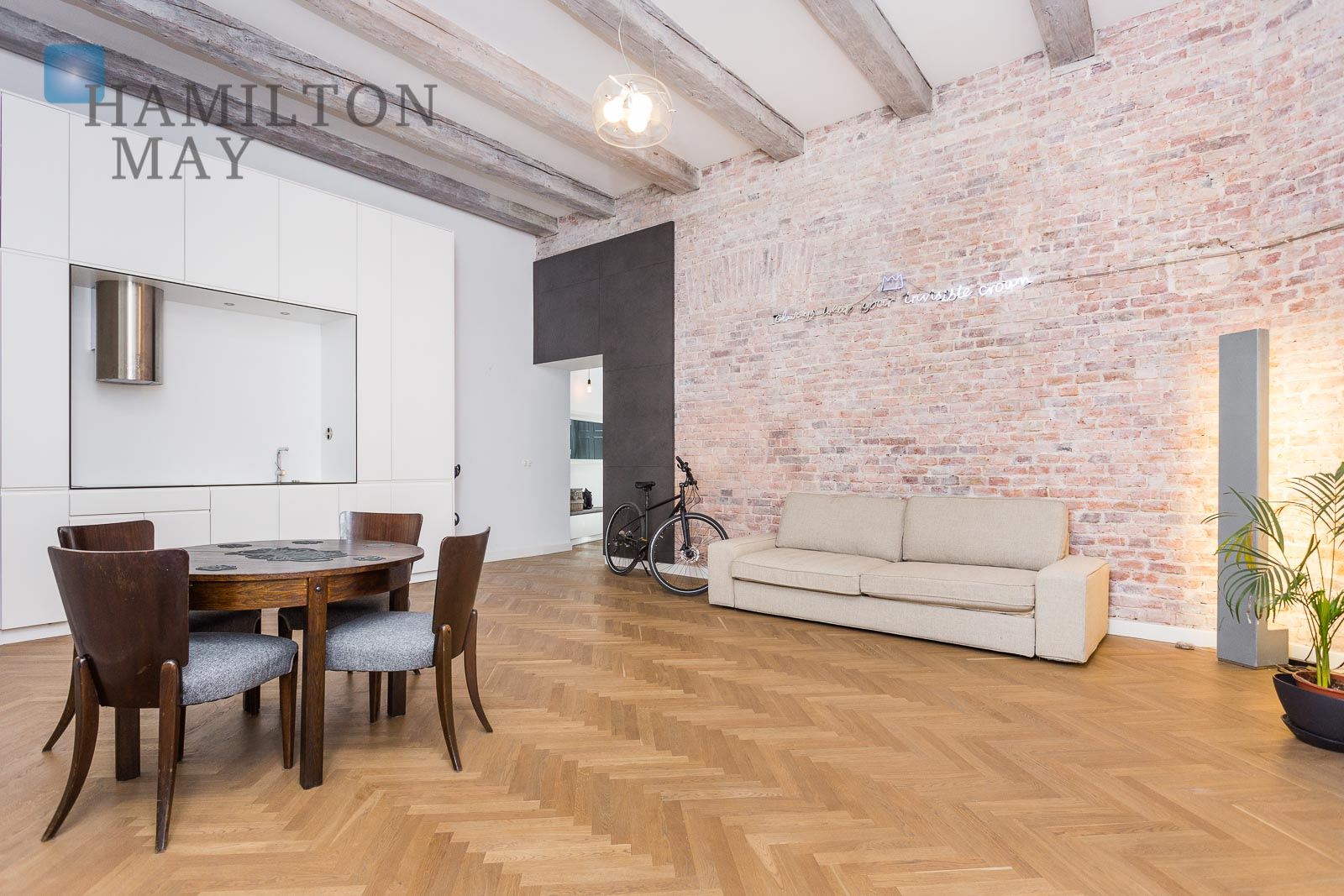 Luxurious apartment for rent in the heart of Kazimierz Krakow for rent