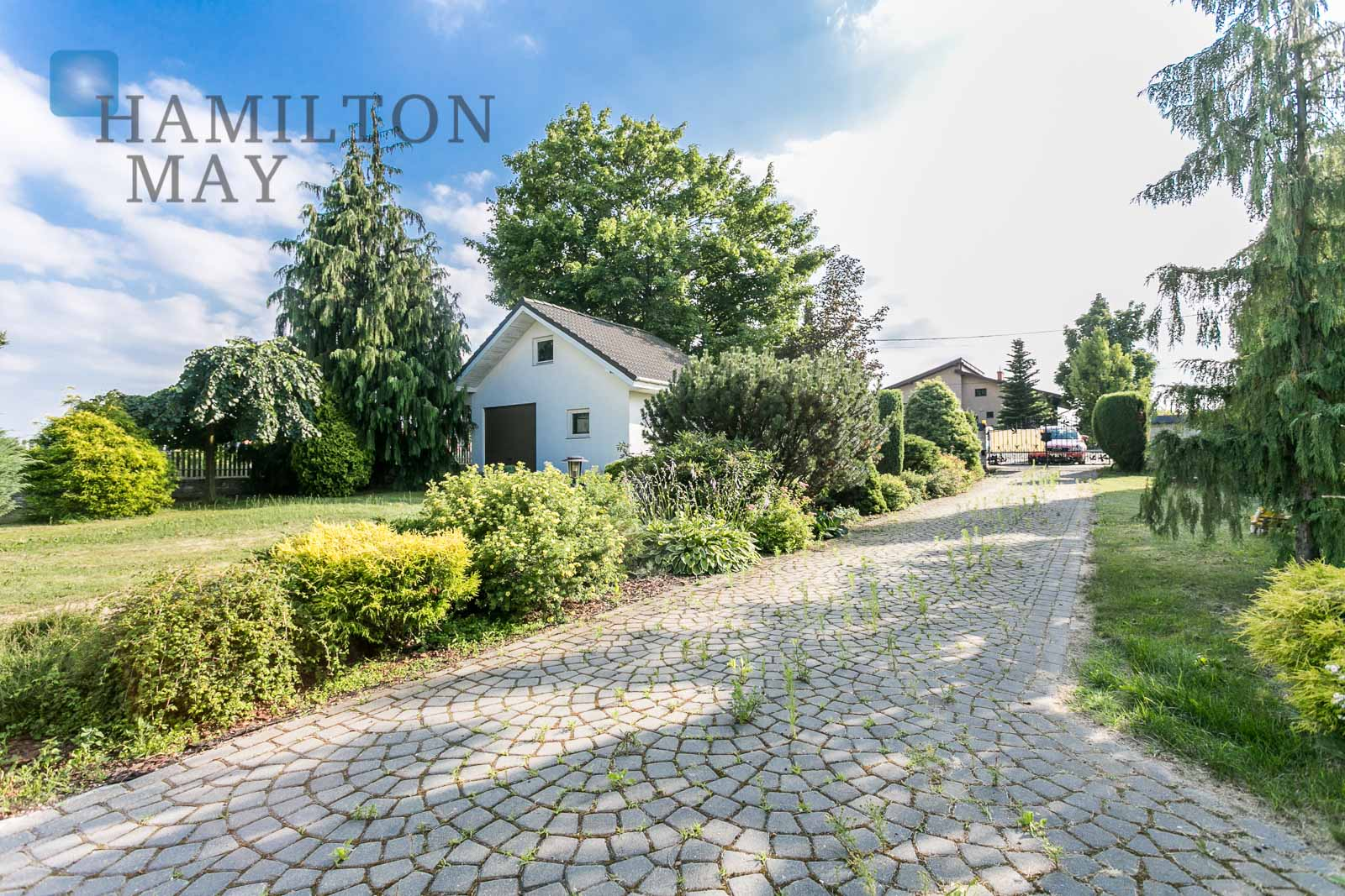 A house for sale located on a picturesque plot by Kraków, nearby Zielonki Krakow for sale