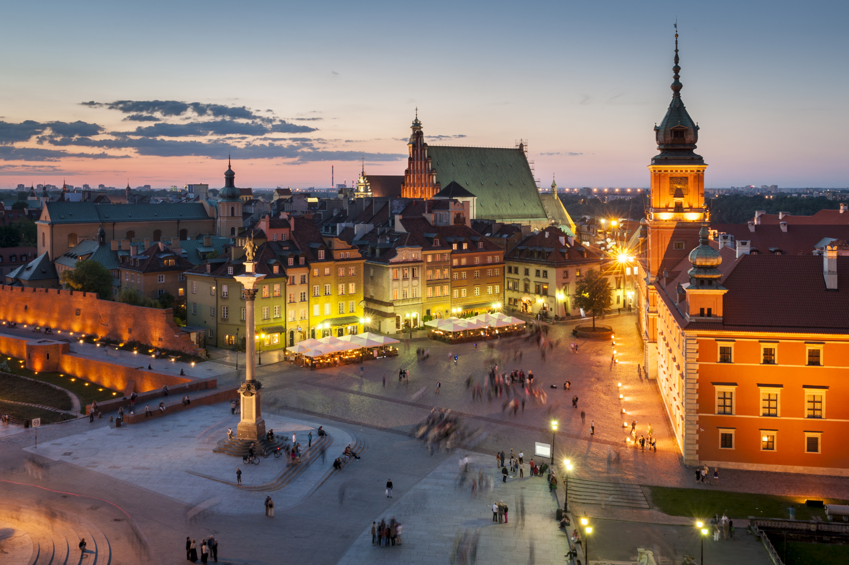 Apartments for rent in Warsaw's Old Town photo