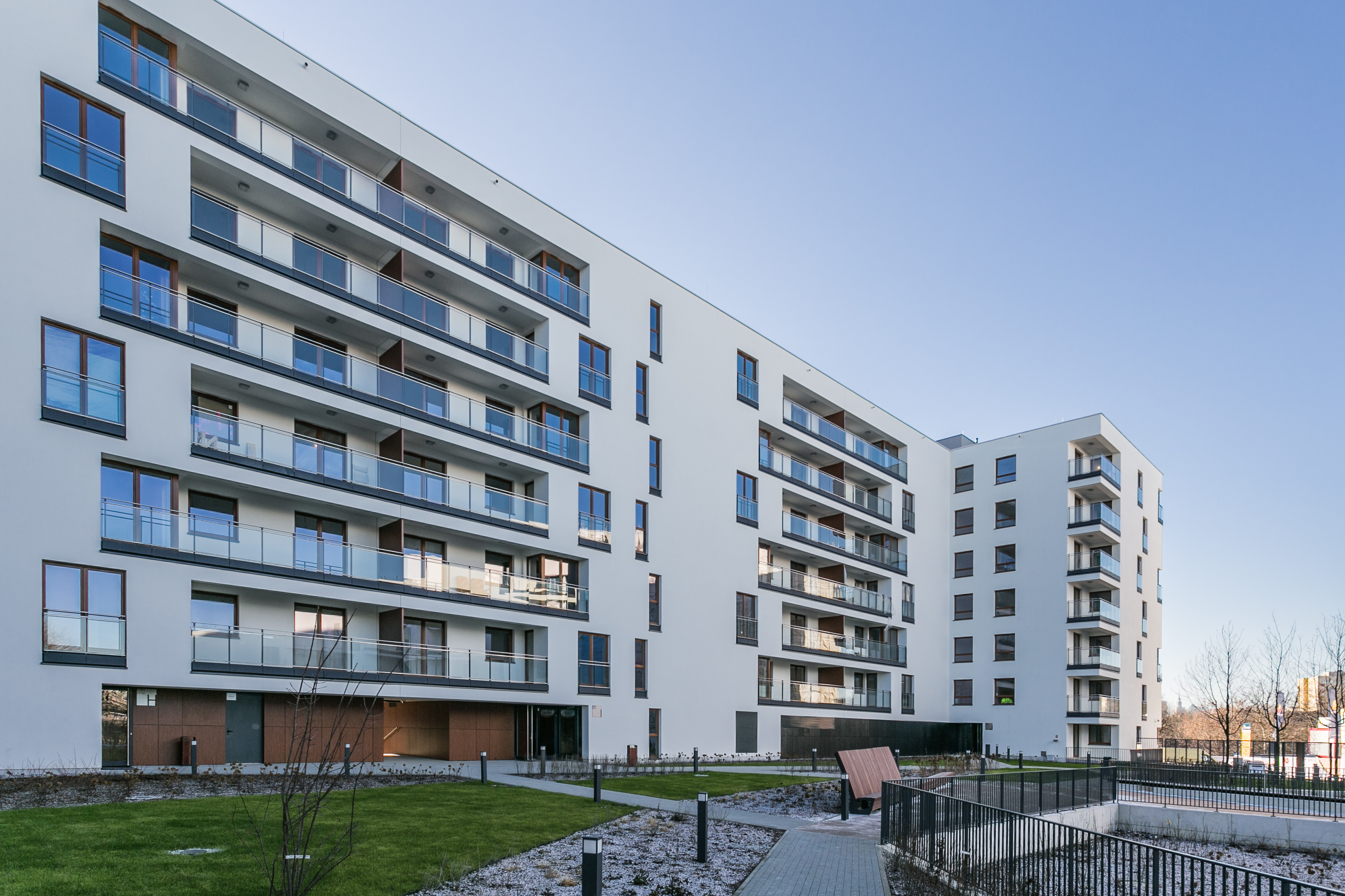 Apartments for sale in South Praga district in Warsaw photo