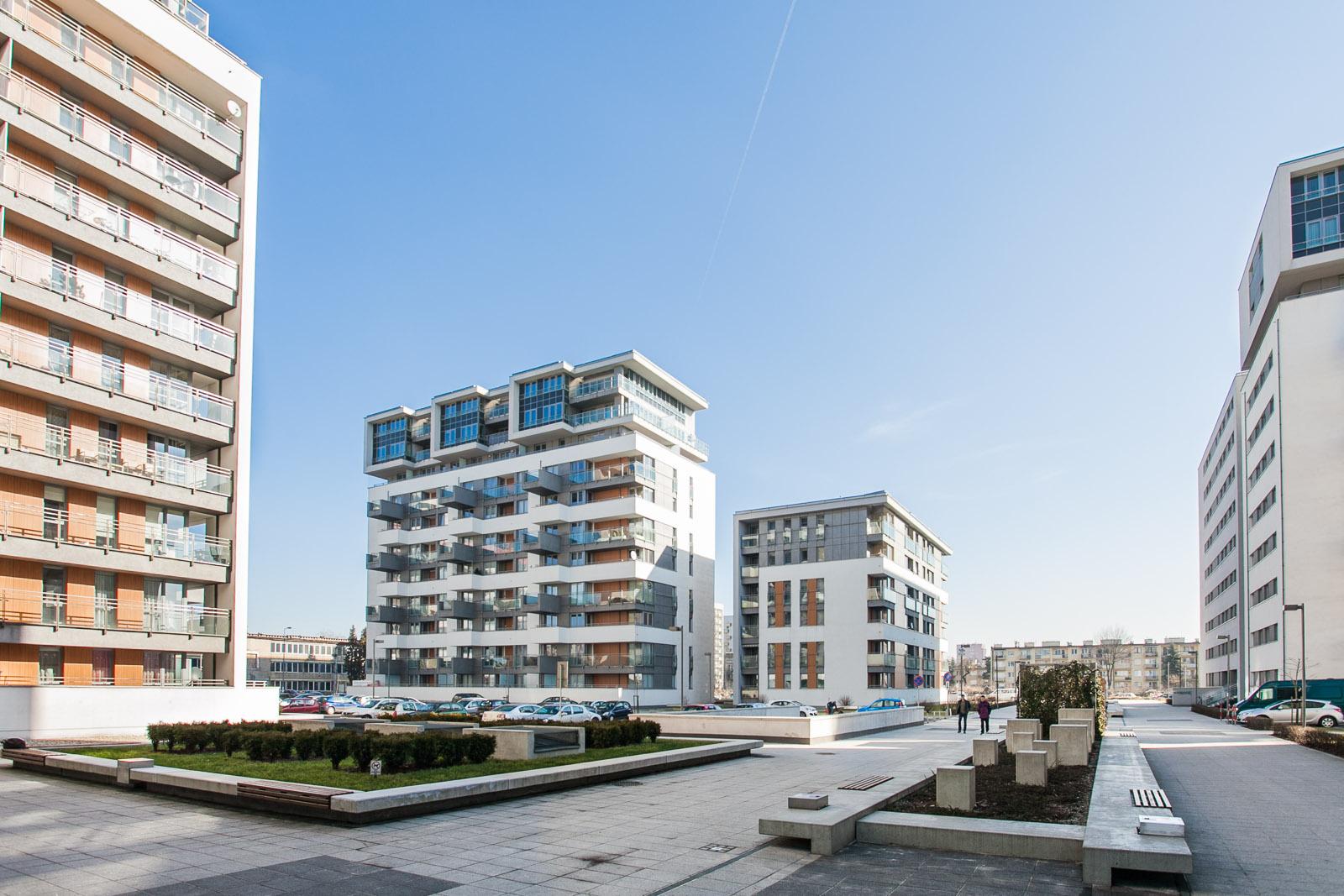 Apartamenty na sprzedaż - Kraków, Bronowice photo