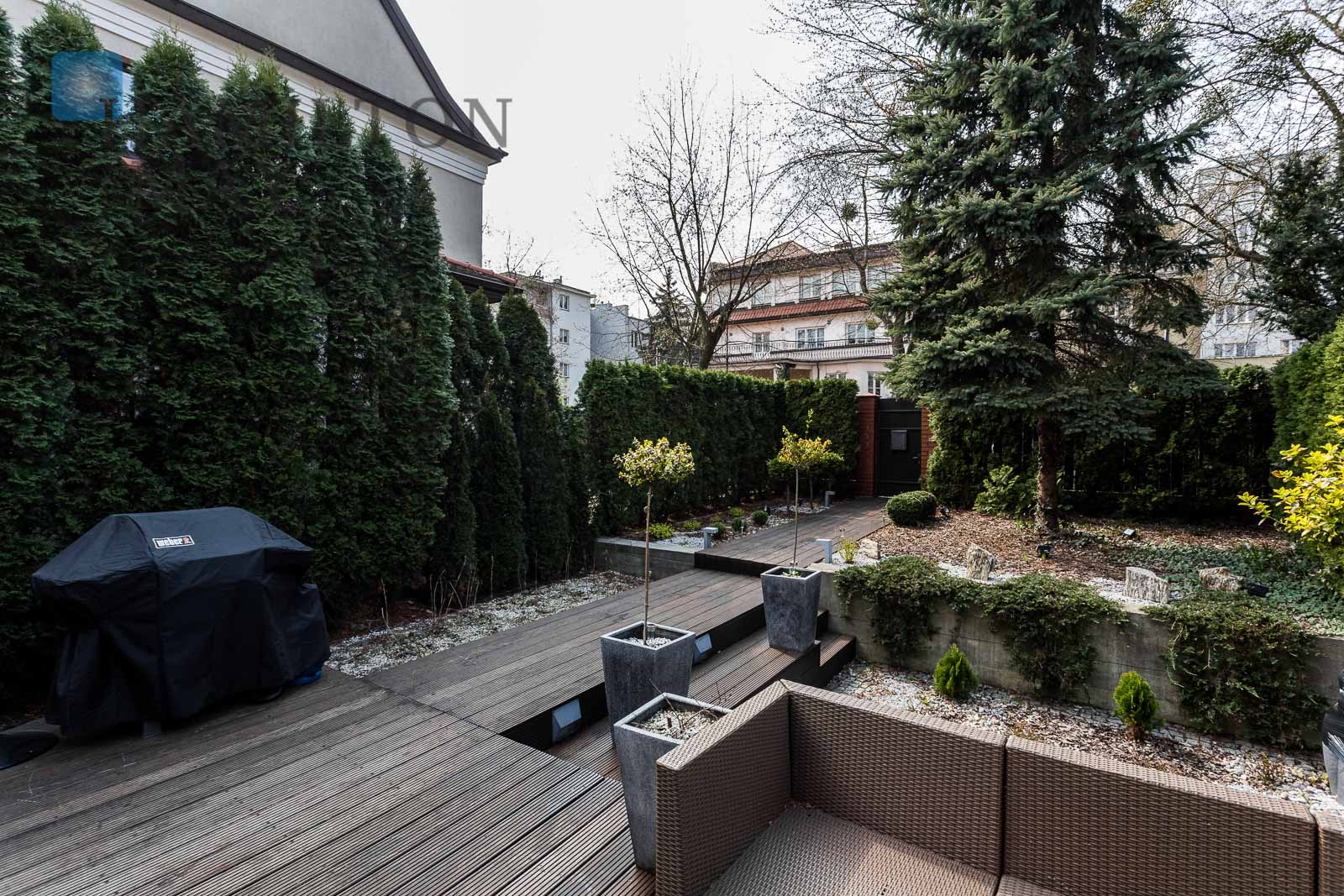 Unique house in Old Mokotów Warsaw for sale