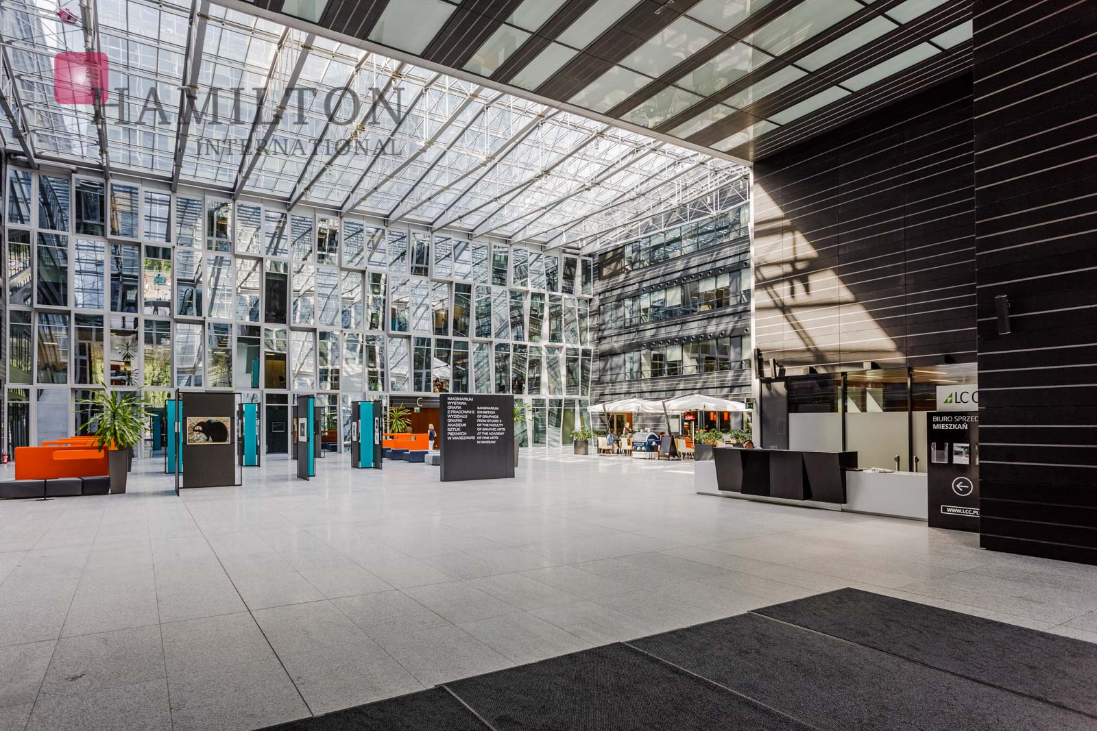 Wola Center  Warsaw office building photo