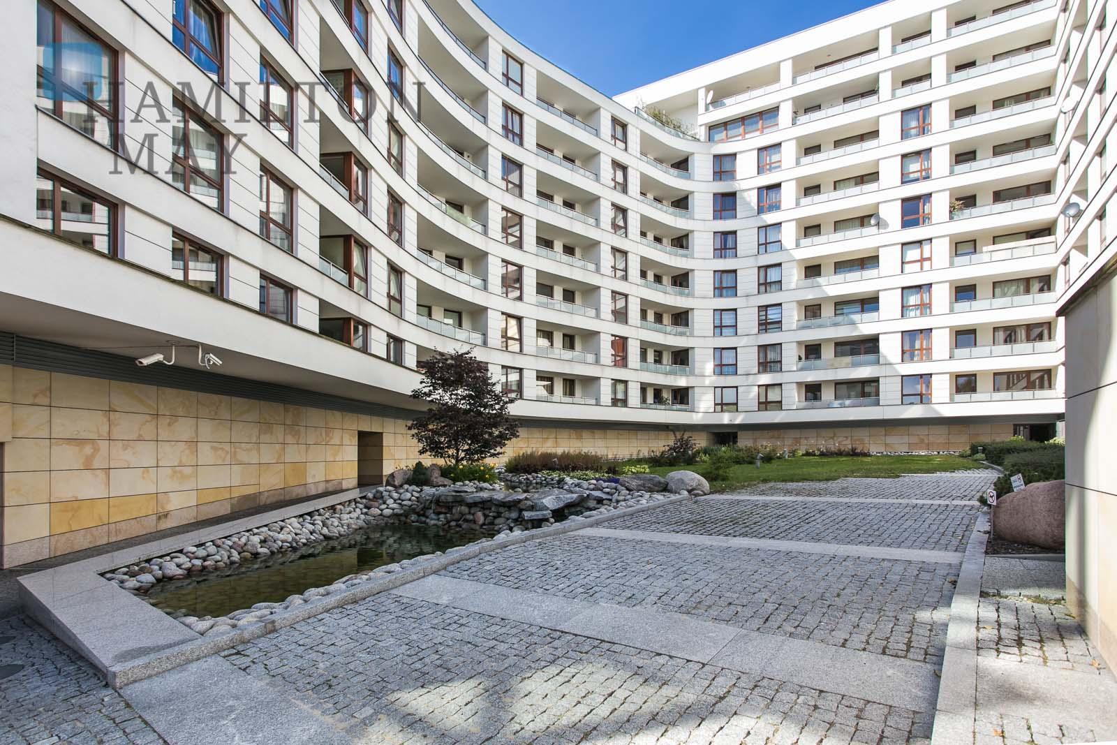 Meridian Warsaw development photo