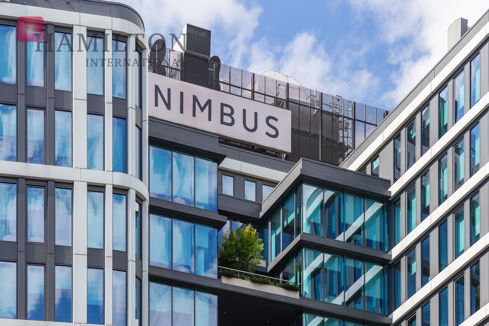 Nimbus Warszawa office building photo