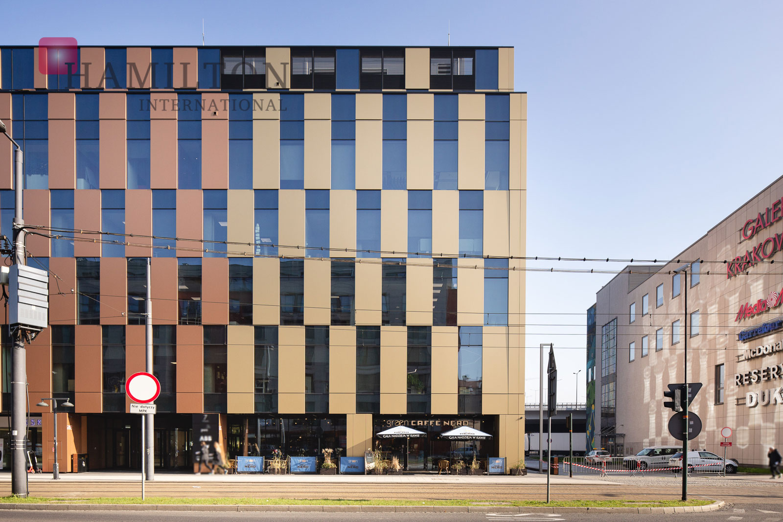 High5ive 1 Kraków office building photo