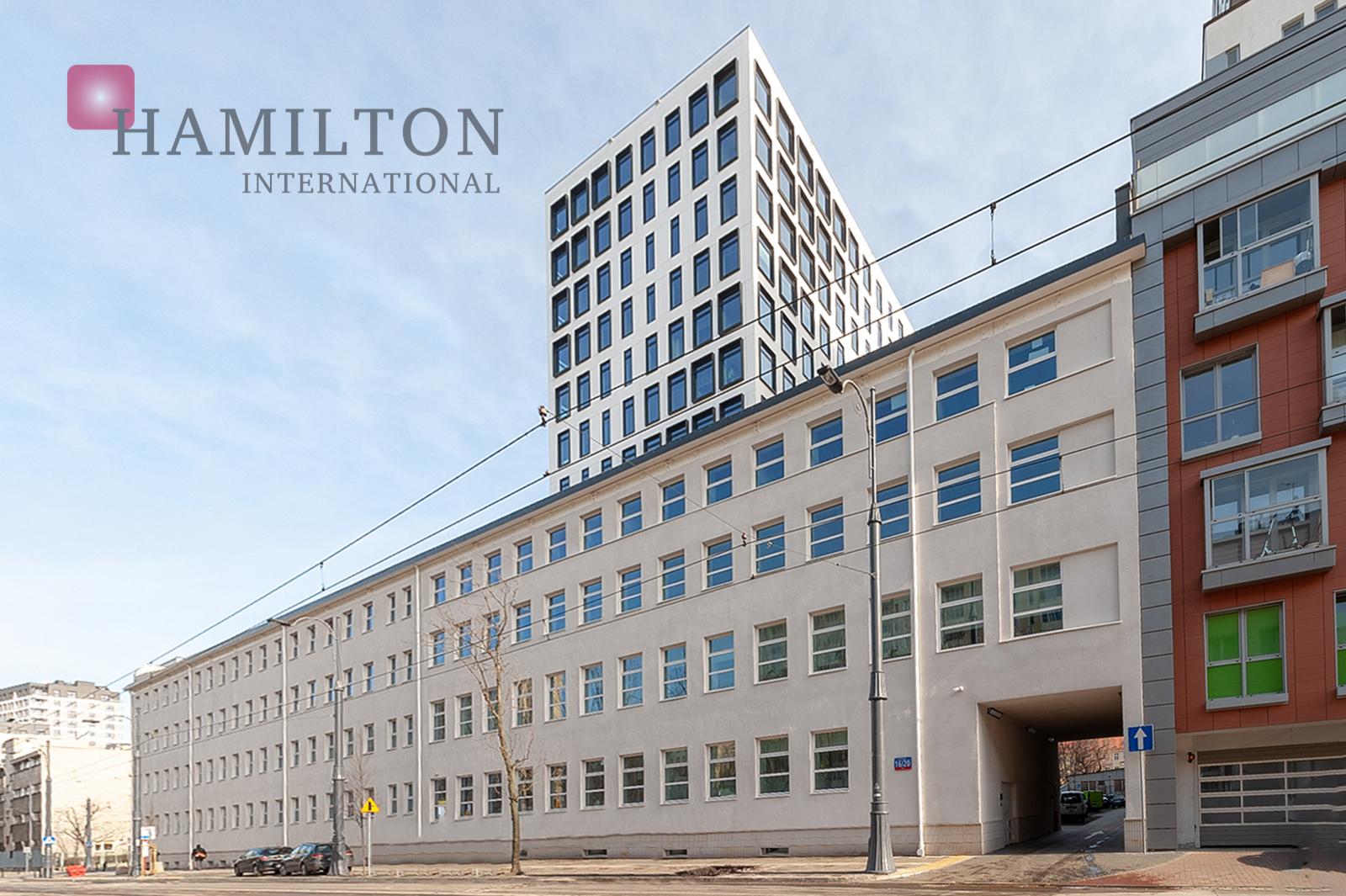 Wola Retro Warsaw office building photo
