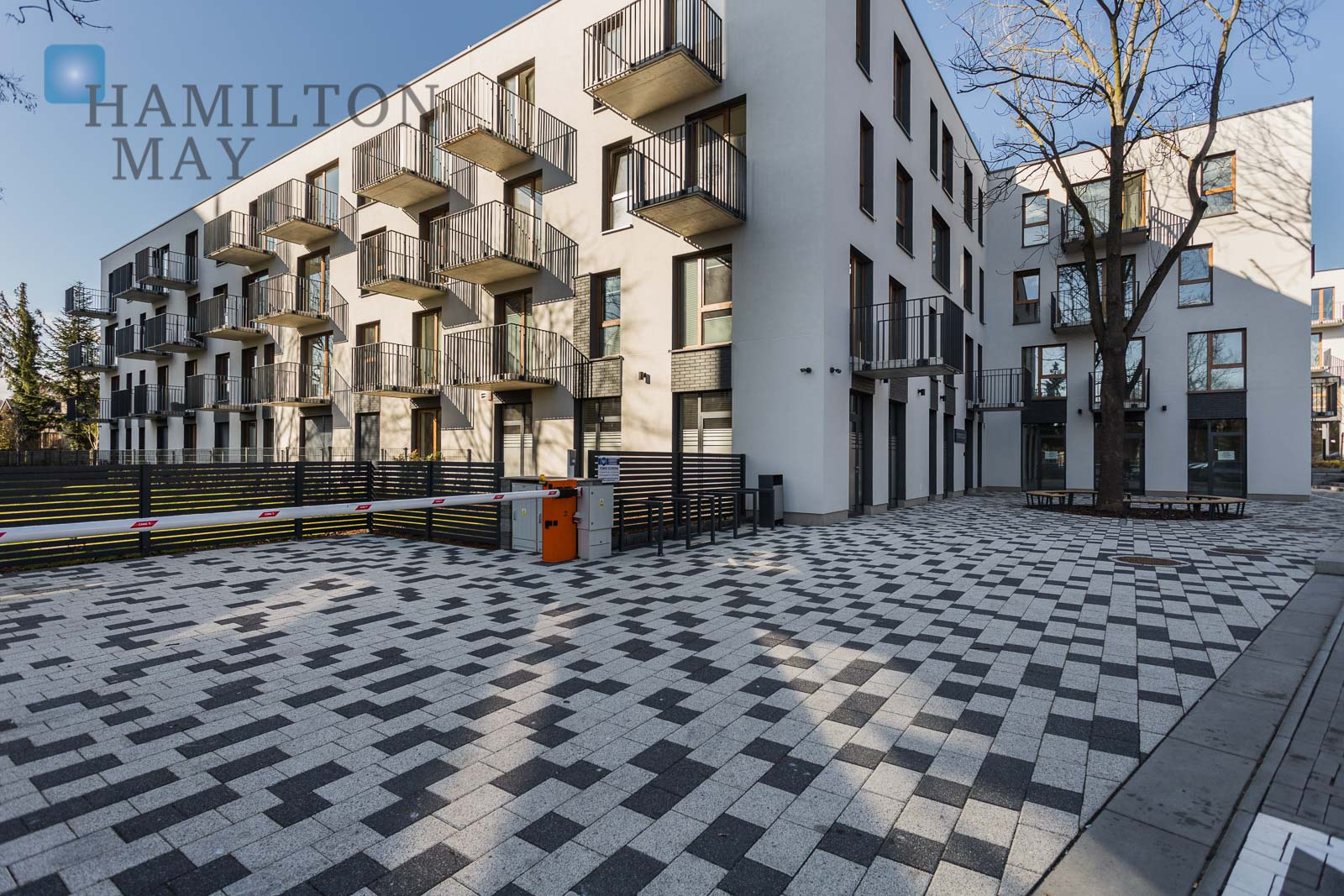 Modern and comfortable two-bedroom apartment with two bathrooms and two balconies in the new investment Osiedle Rydla 32  Krakow for rent