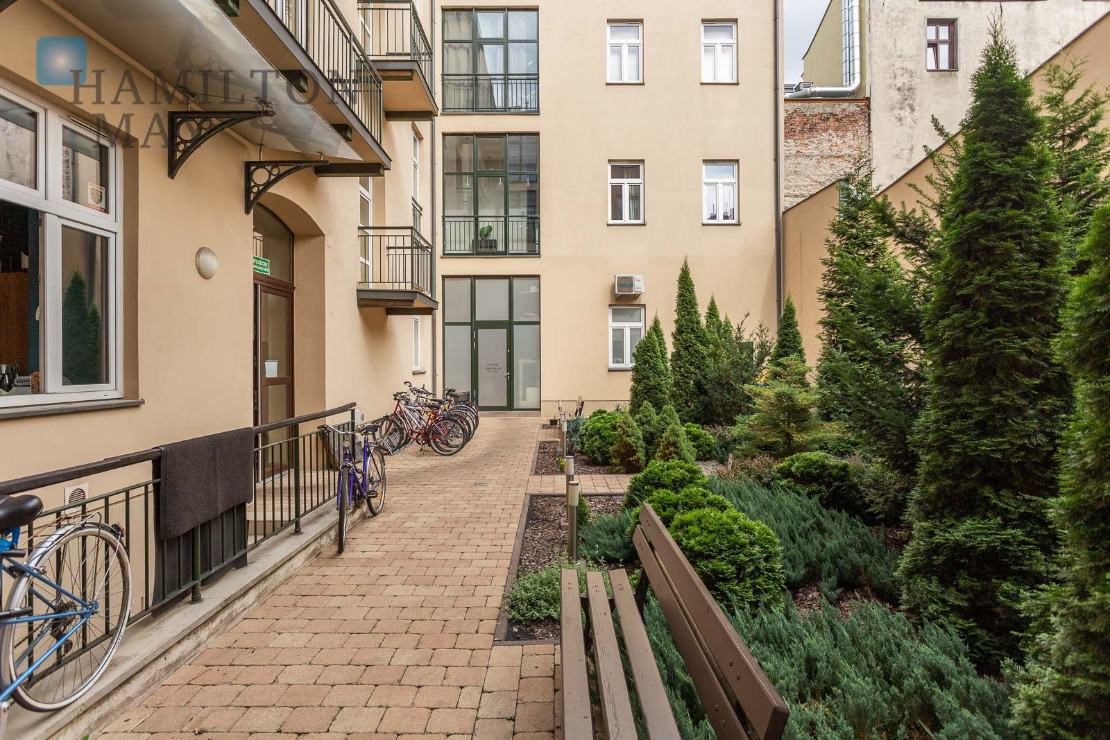 Spacious apartment for rent on Bocheńska street Krakow for rent