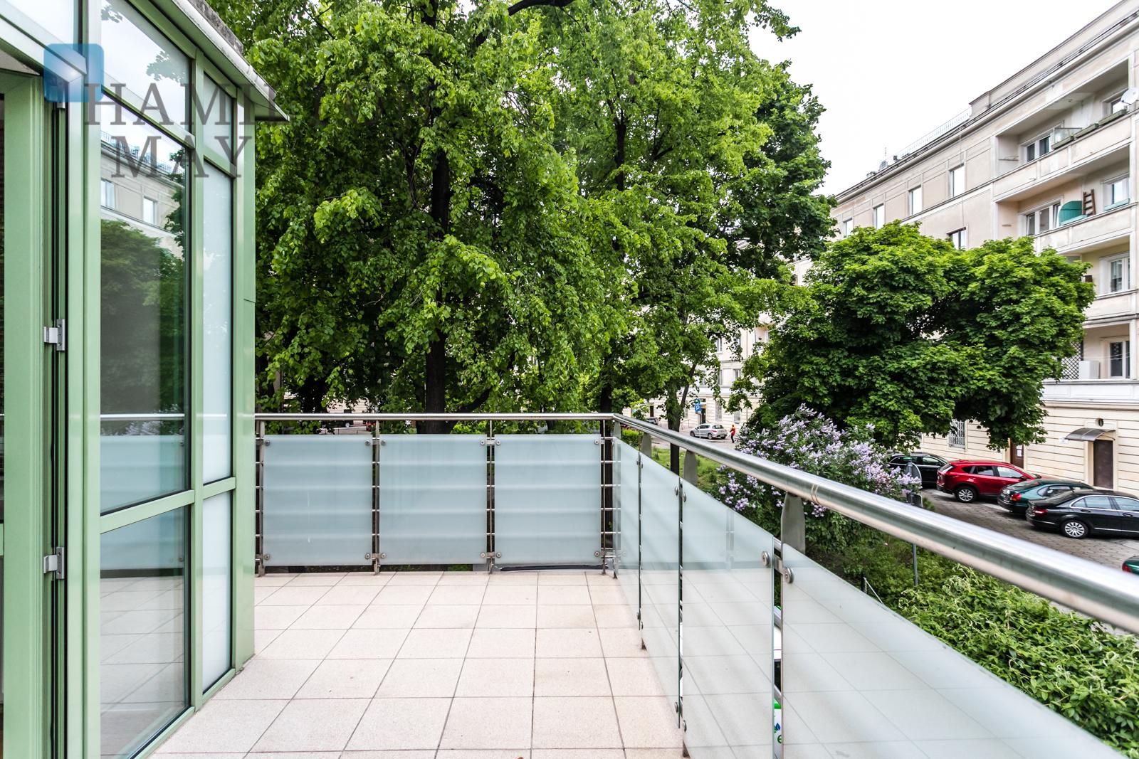 Beautiful, spacious apartment nearby Łazienki Królewskie Park Warsaw for rent