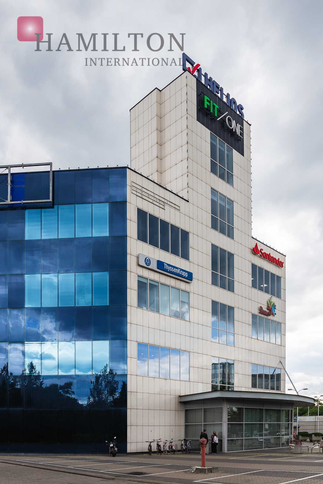 250 m2 Office - Blue Office Warsaw office space photo