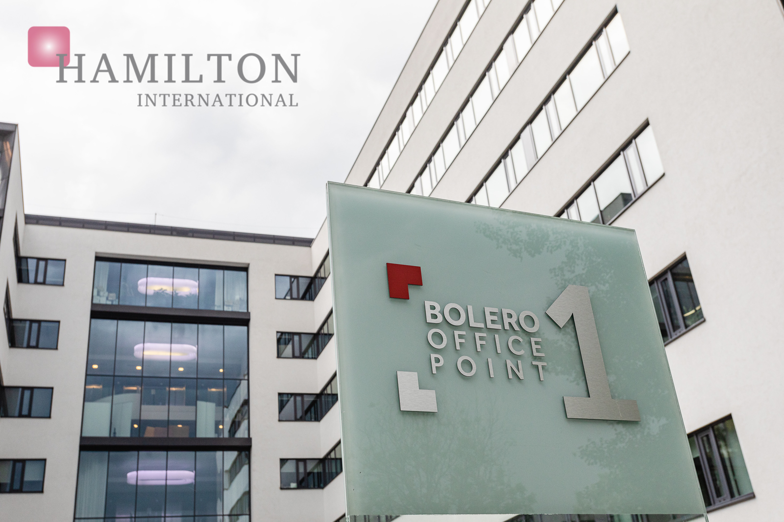 Bolero Office Point 1 Warsaw office building photo