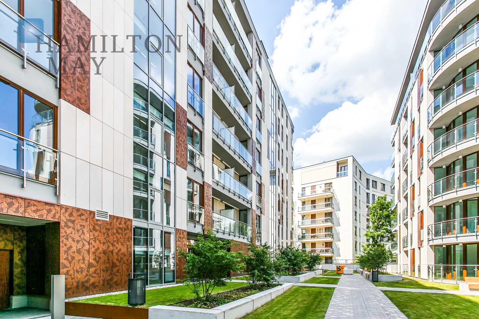 Apartamenty Na Powiślu Warszawa development photo