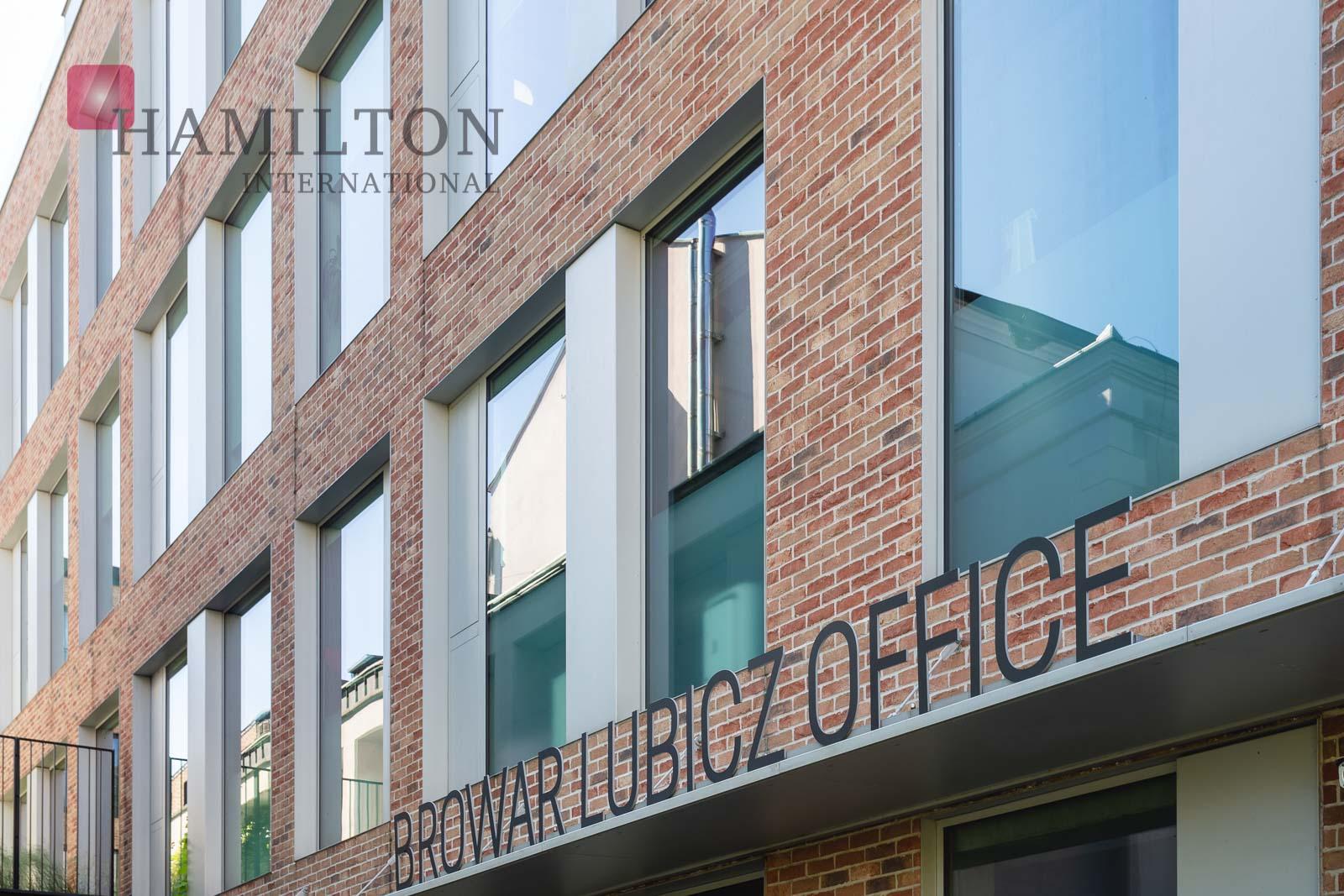 Browar Lubicz G Kraków office building photo