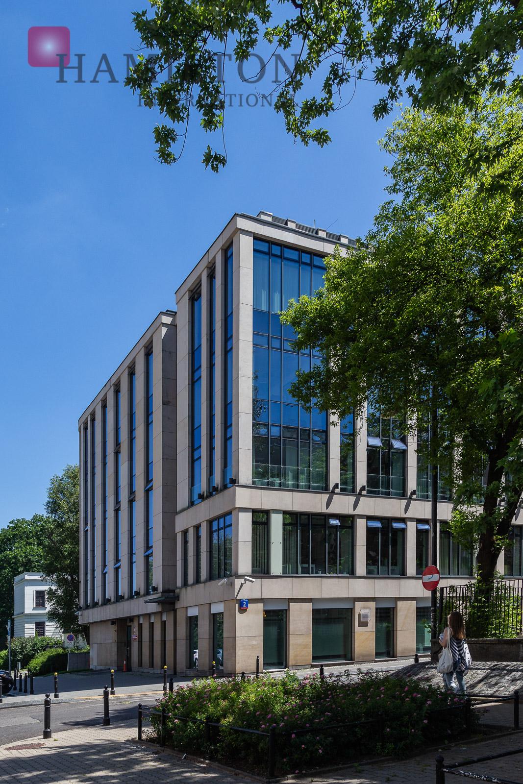 Foksal City Warszawa office building photo