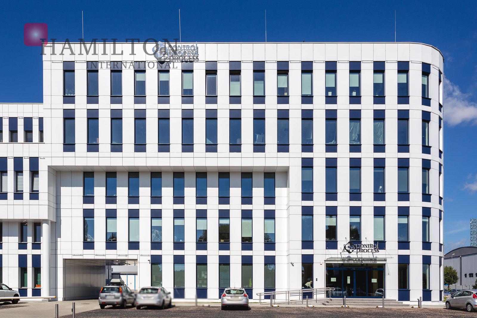 CP Business Center Krakow office building photo