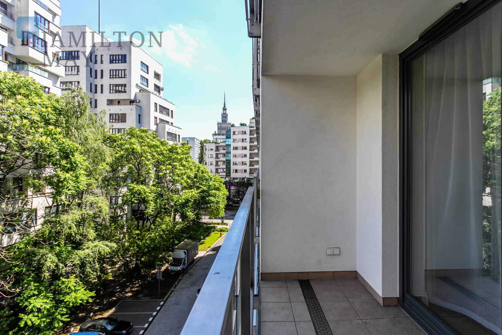 A beautiful apartment offered for sale in the Grzybowska 4 investment Warsaw for sale