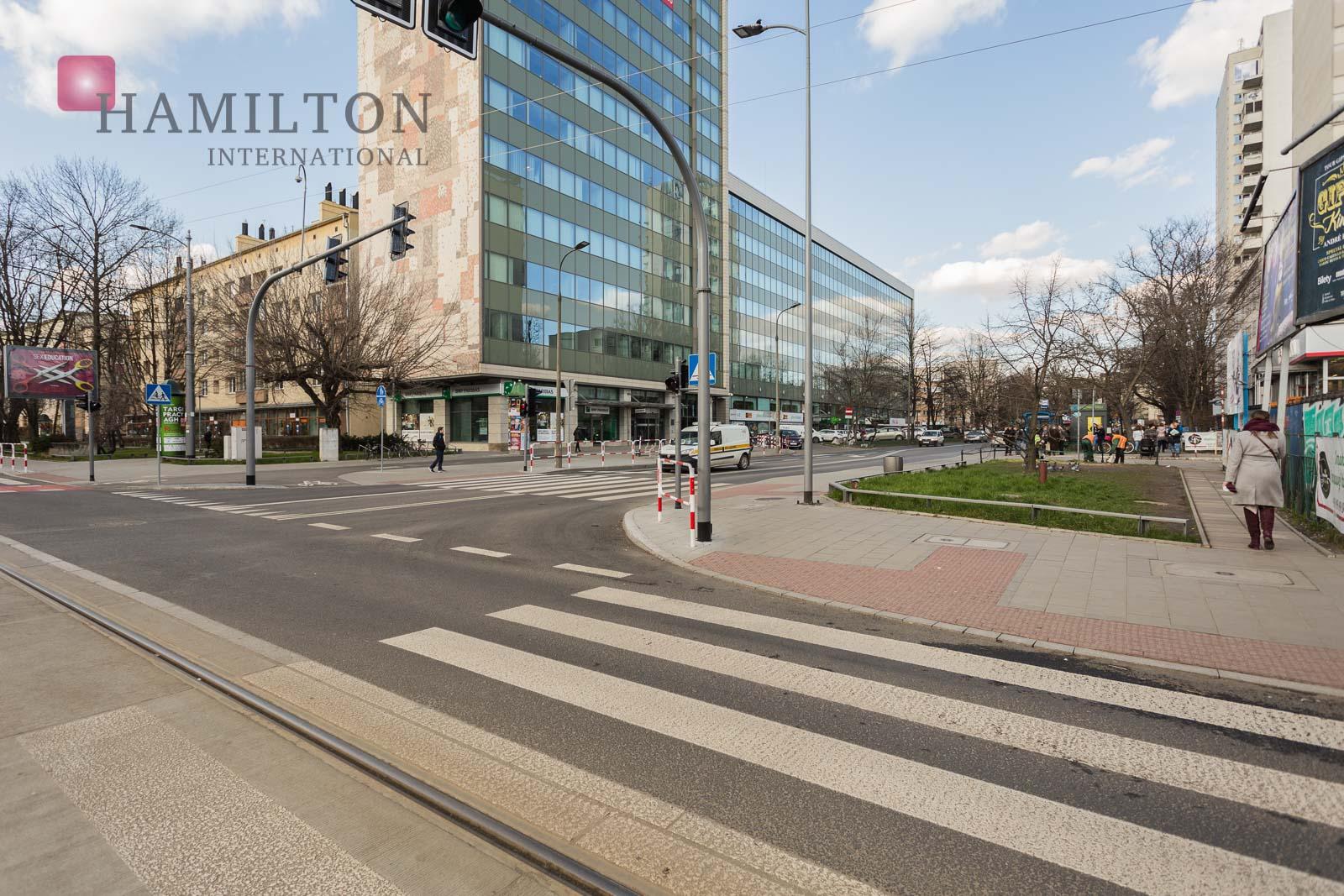 Biprostal II Kraków office building photo