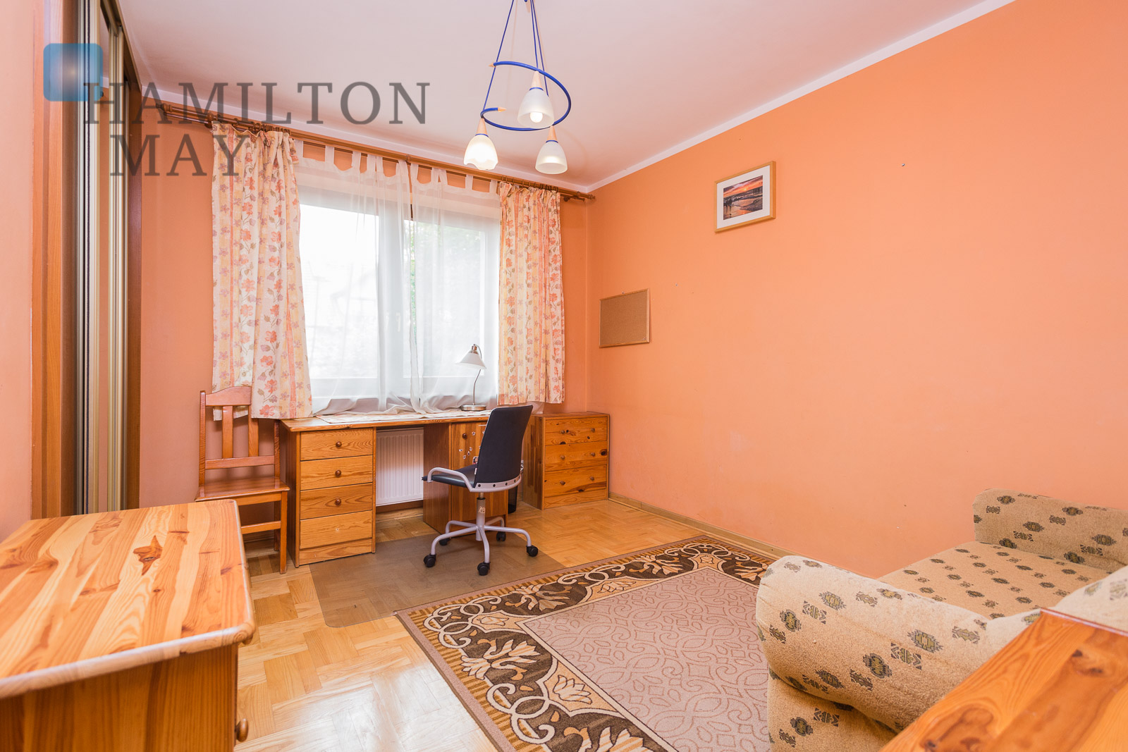 A semidetached House in the vicinity of Galeria Bronowice Krakow for rent