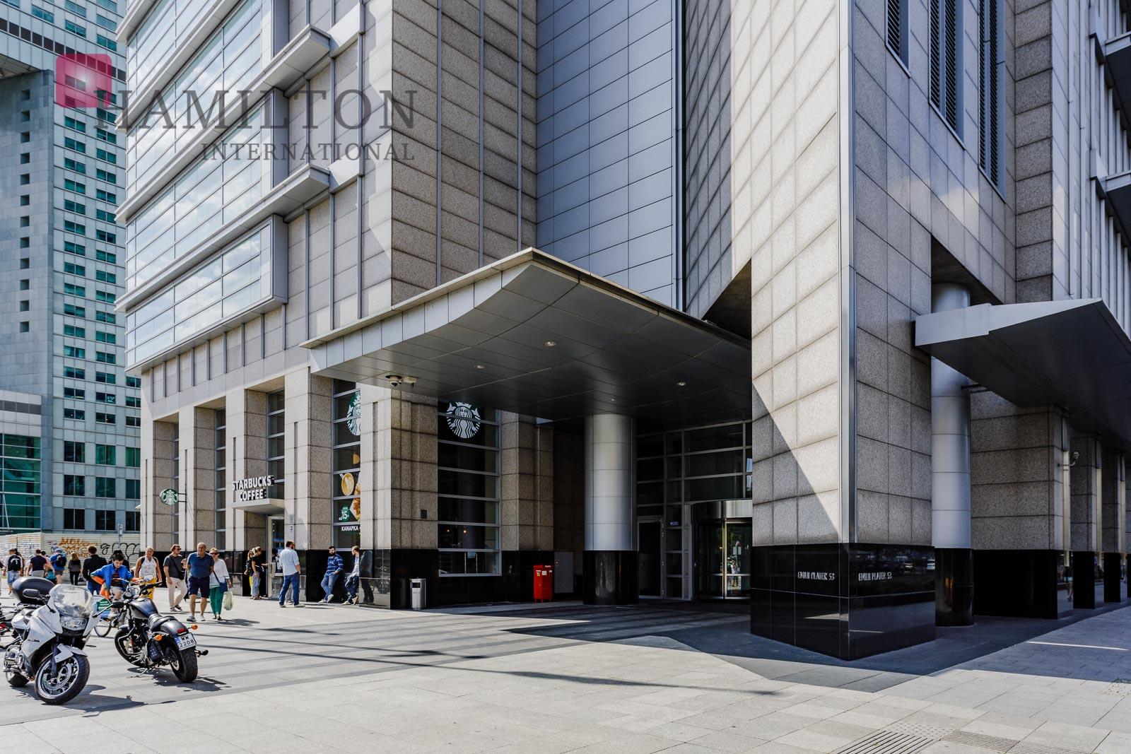Warsaw Financial Centre Warszawa office building photo